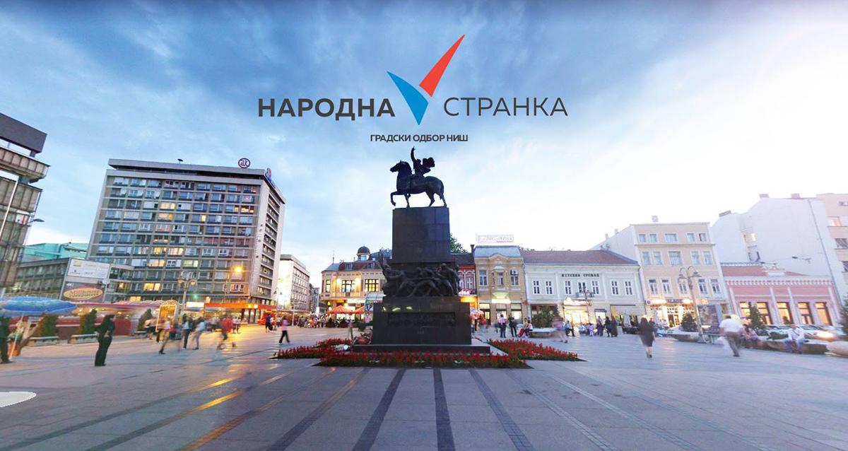 Народна странка Ниш: Скоро половина запослених у Туристичкој организацији Ниша тужила ову градску установу