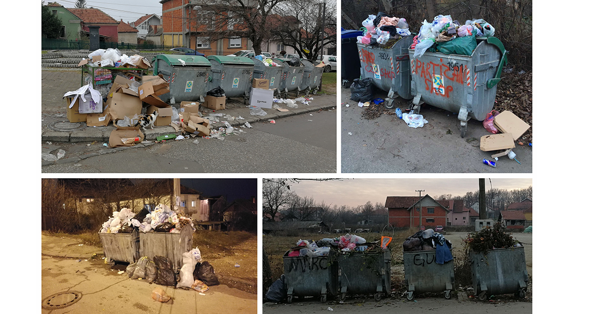 Народна странка Крагујевац: Прво очистите Крагујевац!