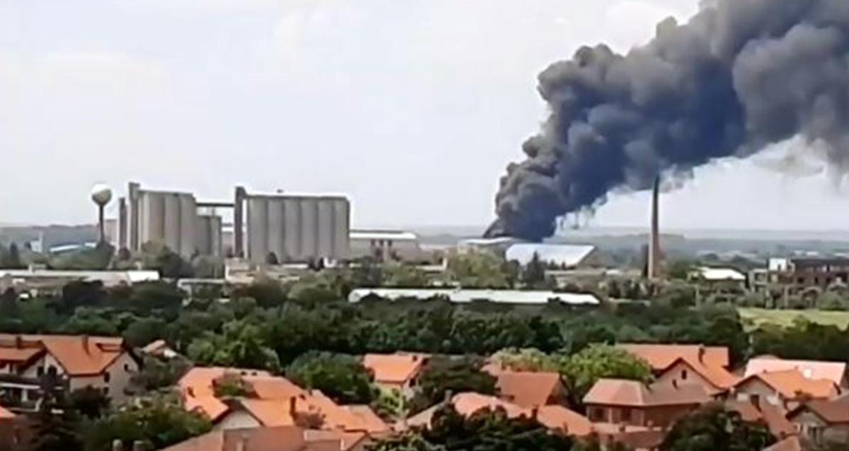 """Народна странка: Процесуирати одговорне за пожар у """"Еколуксу"""""""