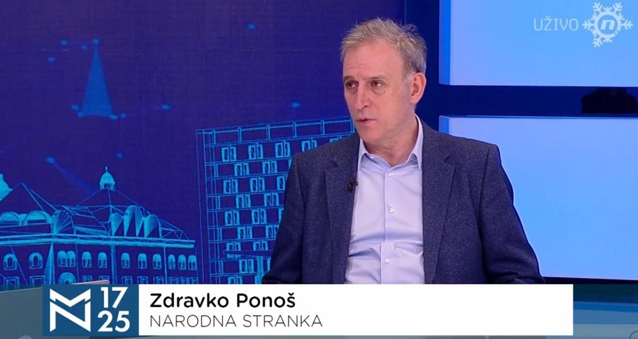 Понош: Србији треба просперитет, а не стабилност на ниском нивоу развоја