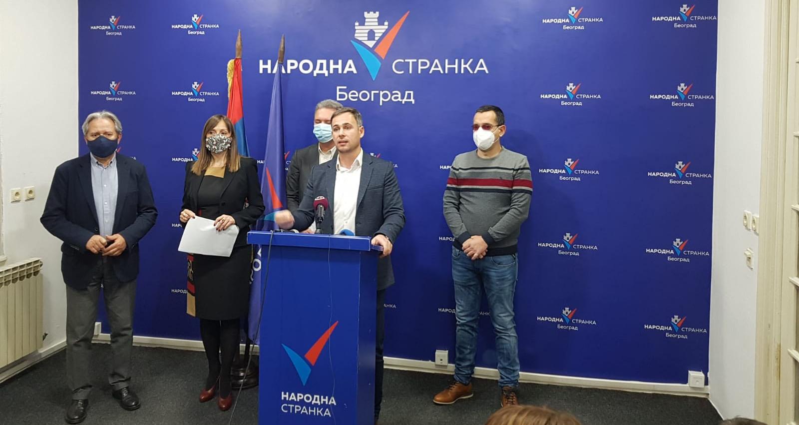 Алексић: Дачић да се уозбиљи и закаже дијалог, опозиција да се договори о два преговарача