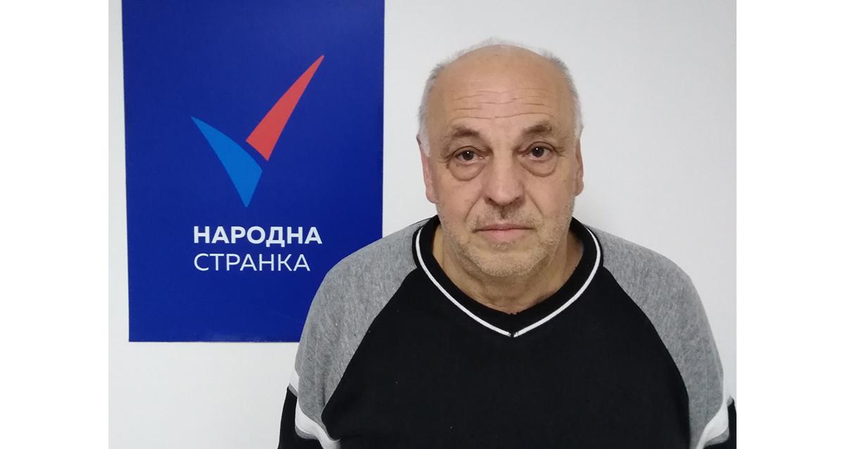 Народна странка Врање: Зоран Илић изабран за повереника Врањске Бање