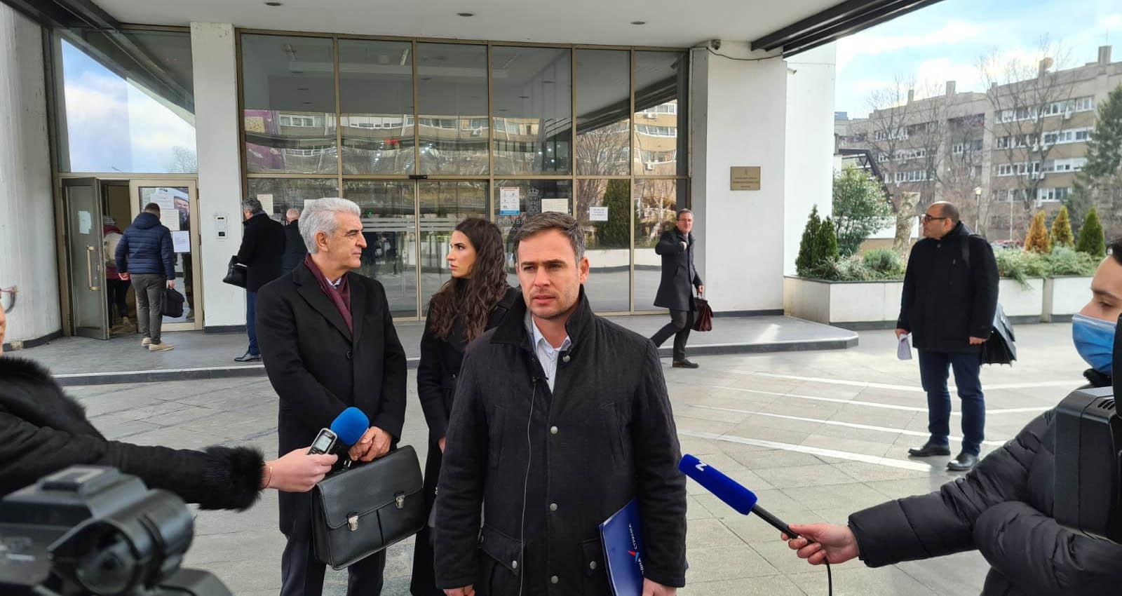 Алексић: Суд упрегнут да донесе пресуду за Андреја Вучића наручену из врха режима