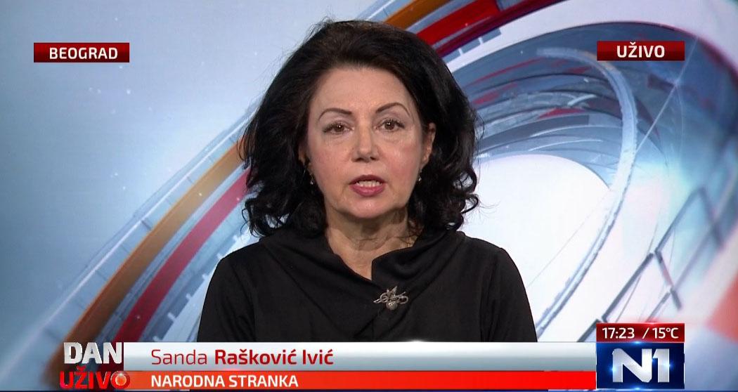 Рашковић Ивић о нападу на Јовицу Тодоровића: Бес власти због захтева да буде саслушана