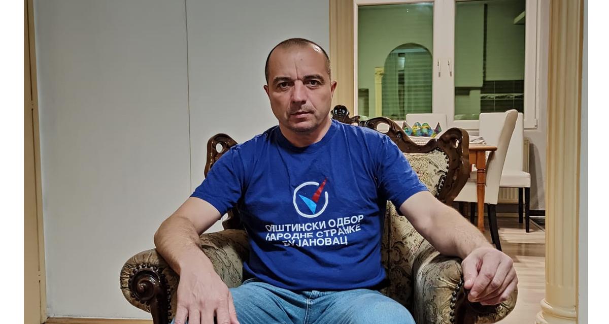 Народна странка Бујановац: Сраман митинг СНС-а у Прохору