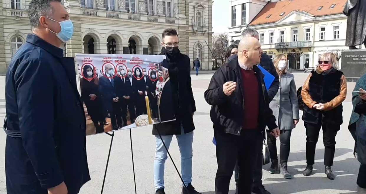 Новаковић: Зашто је Град Нови Сад уплатио милион и по динара порталу НС уживо
