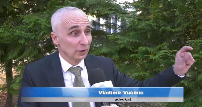 Вучинић: Нема разлога за одбијање тајног гласања за председника Врховног касационог суда