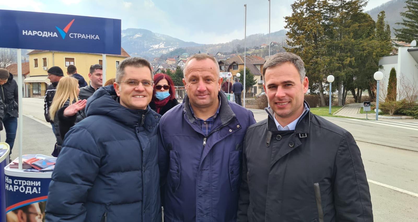 Ралић: Бојкот локалних избора у Косјерићу, нећемо дати легитимитет катастрофалној власти СНС-а