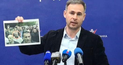 Алексић: Оптужени за Јовањицу и те како познат Вучићу, нека ми о томе одговори на РТС-у