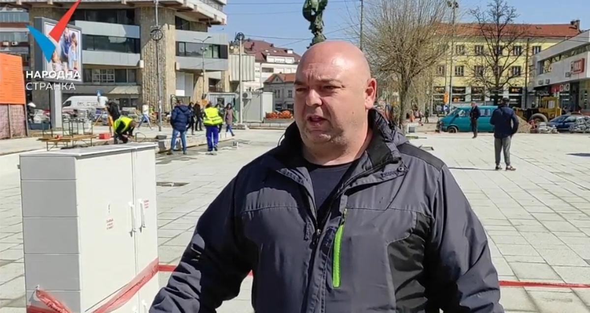 Народна странка Крушевац: Хитно асфалтирати деонице пута кроз село Кобиље