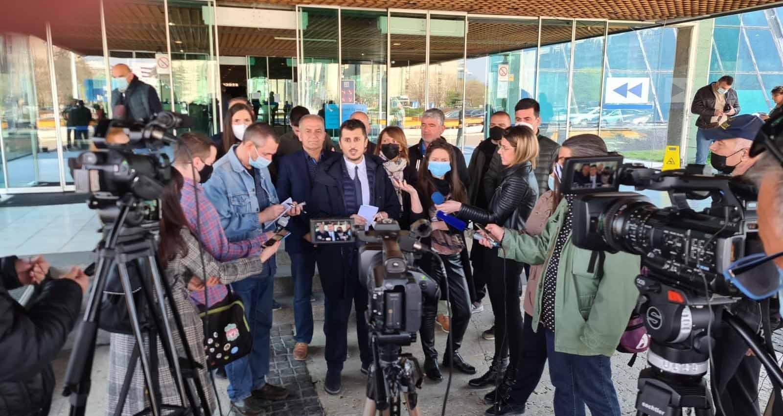 Павловић: Синиша Мали одговоран за пљачку 852 милиона динара