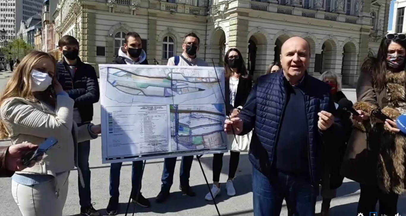 Новаковић: Нови Сад на води узрок кашњења Генералног урбанистичког плана