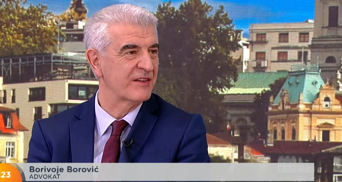 Боровић: Беливуком се бавиле стране службе, Ненадић само потписао оптужницу