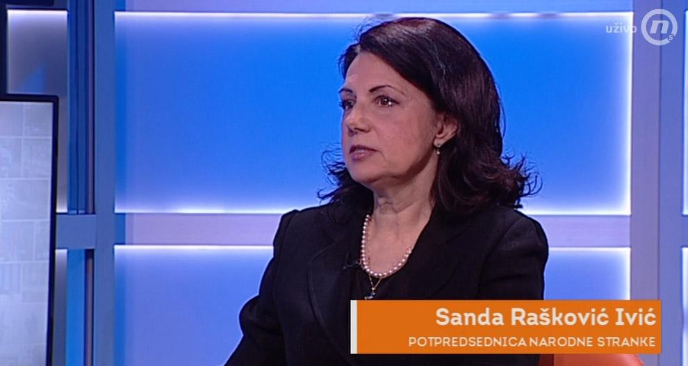 Санда Рашковић Ивић за Нова: Афера Беливук би могла озбиљно да уздрма режим