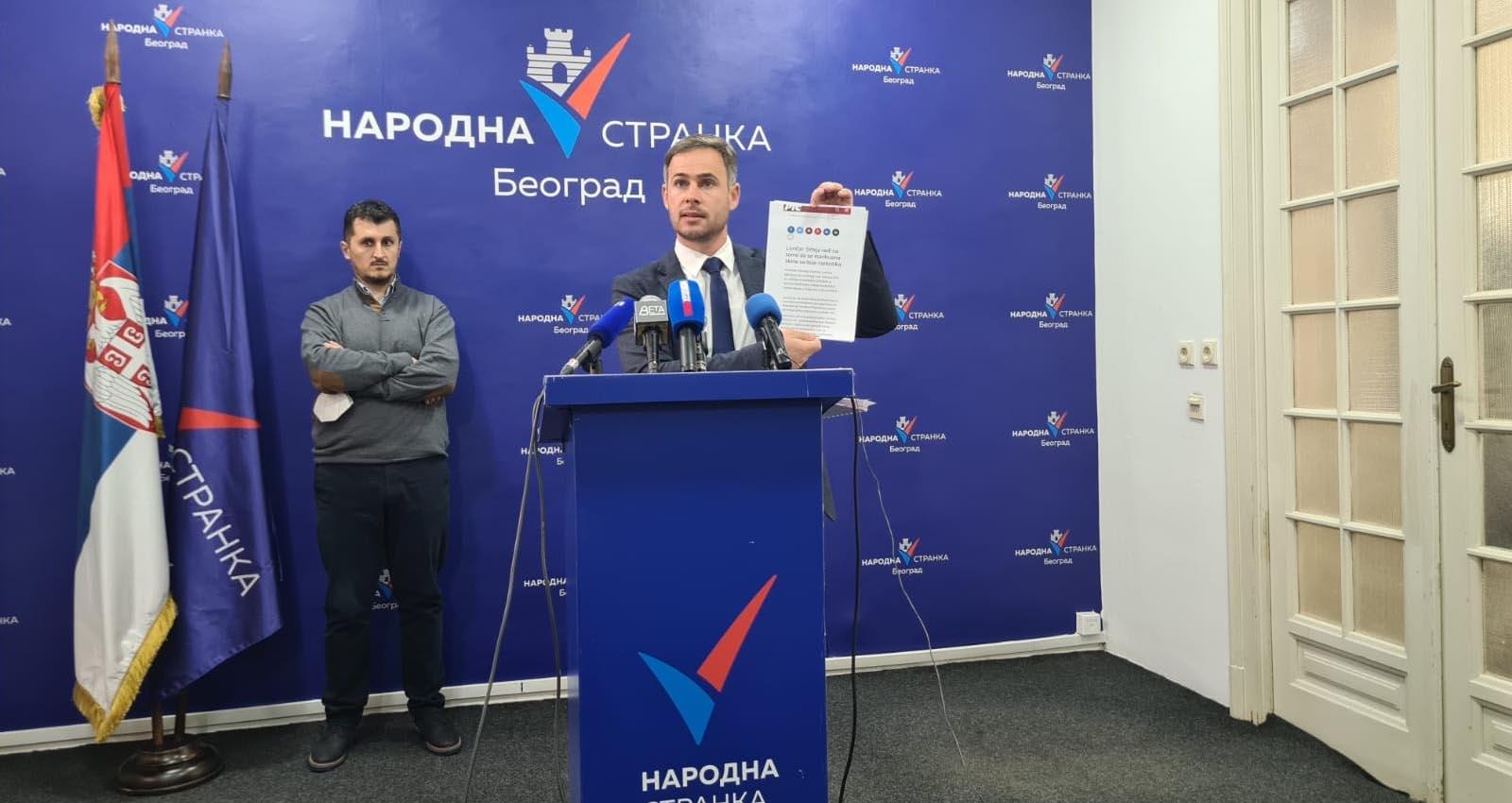 Алексић: Легализација марихуане – избегавање одговорности државног врха за Јовањицу