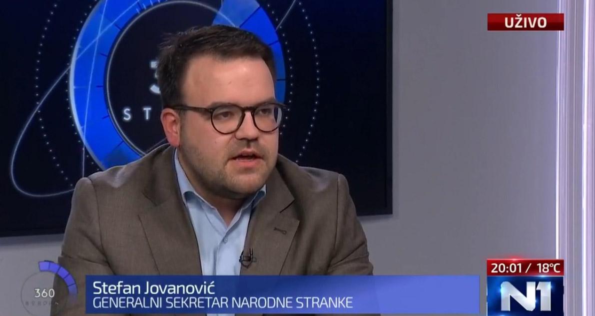 Јовановић: Преговори временски ограничени, потом споразум и брза примена