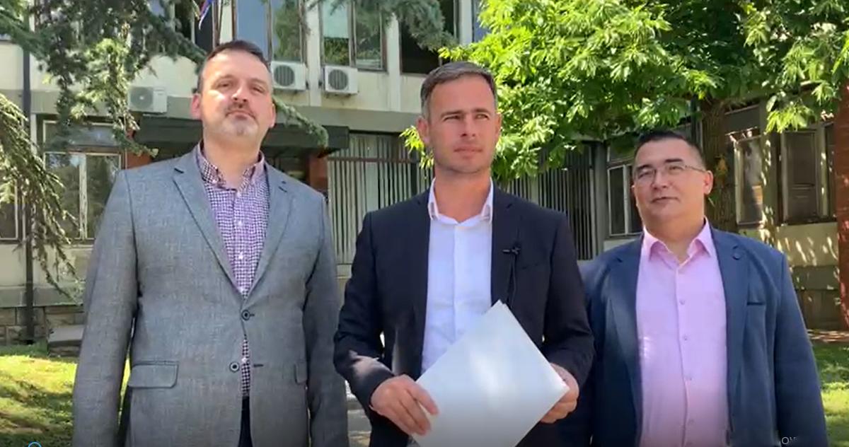 Алексић: Обрадовић и Бојовић потврдили да су власници дела имања Граничар у Гакову