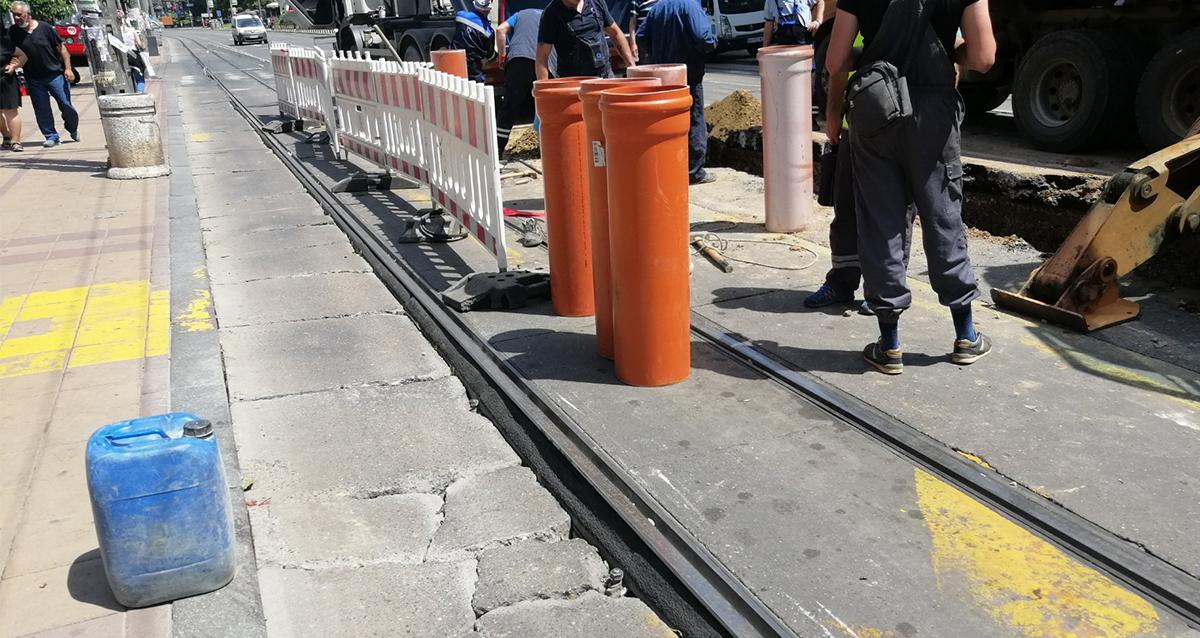 Народна странка Чукарица: Пожешка у колапсу, власт девастирала улицу