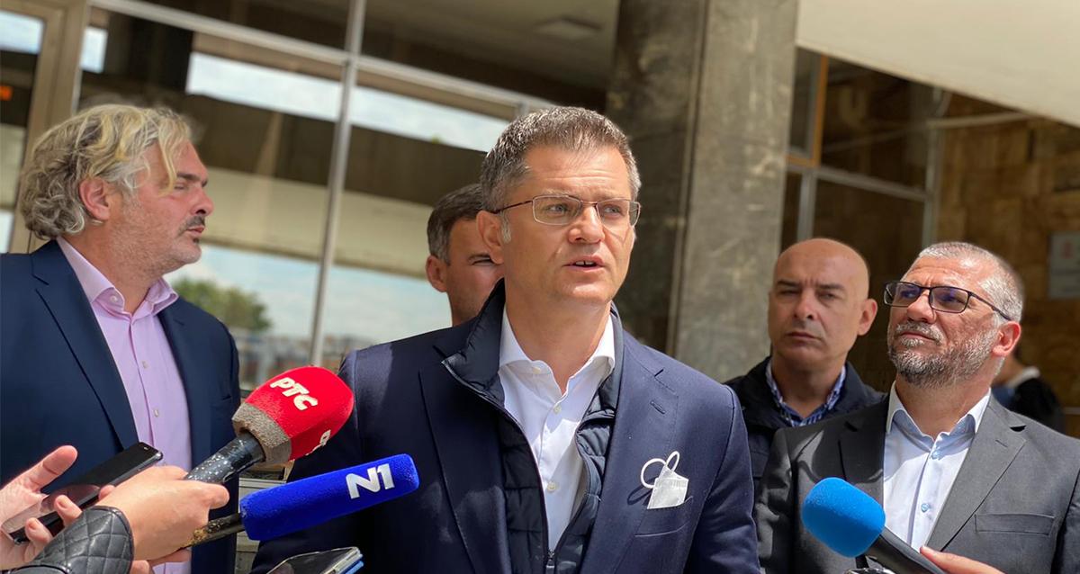 Јеремић: Вучковић никада није био ни члан нити финансијер Народне странке