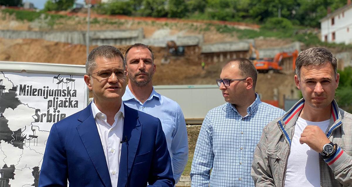 Јеремић: Нема инвестиције Мериота у Врањску Бању