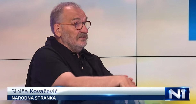 Ковачевић: За Народну странку Косово и Метохија је Србија сада и заувек
