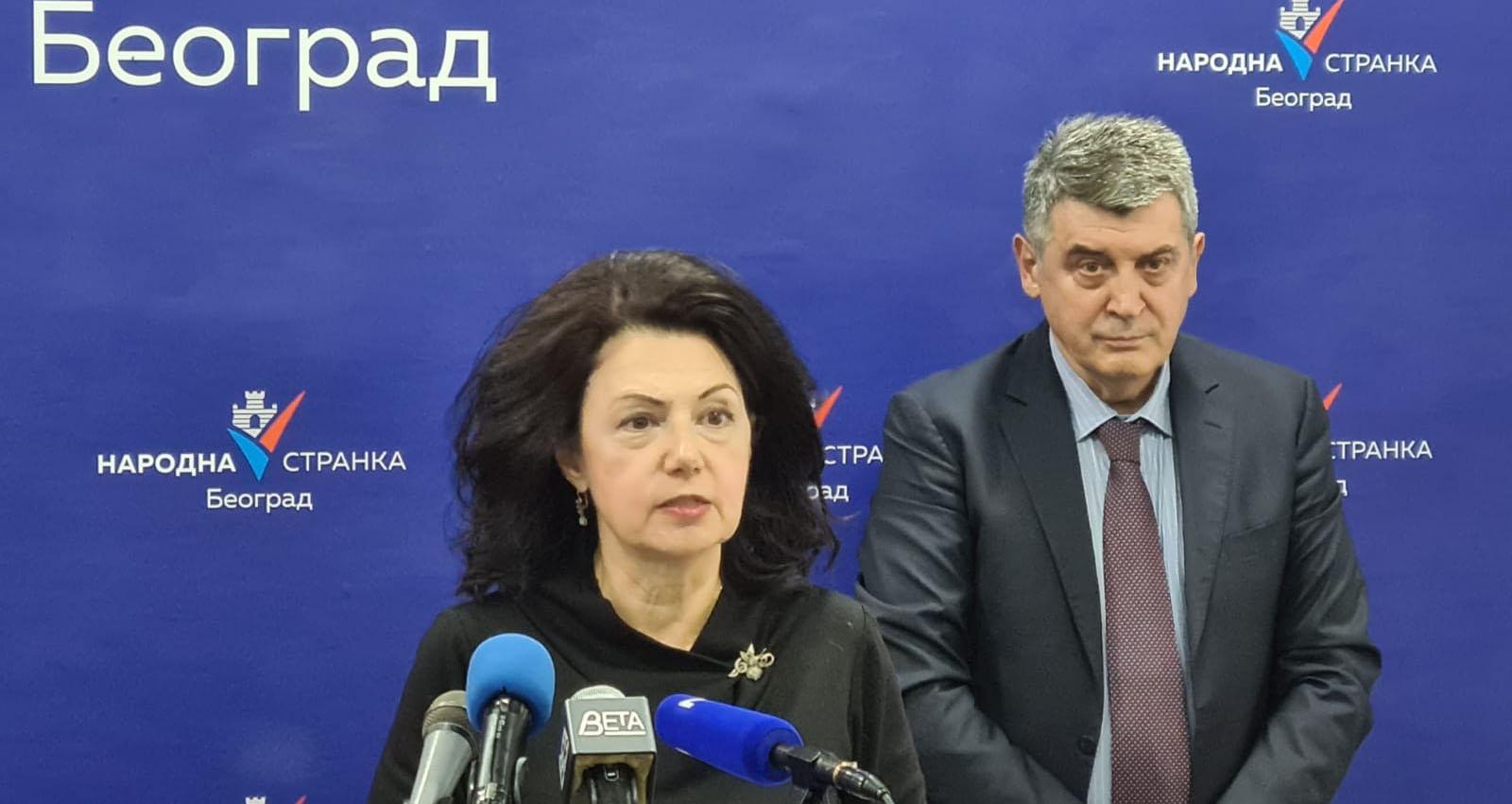 Санда Рашковић Ивић: Вратићемо пензије које је Вучић опљачкао без калауза и чарапе на глави