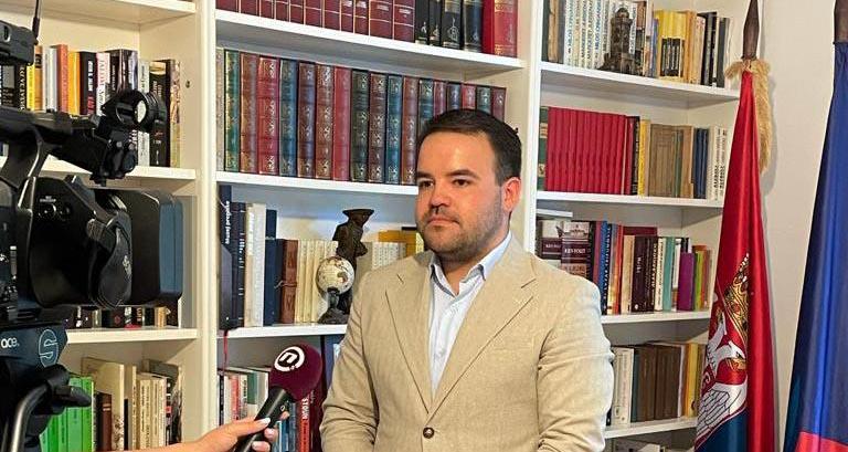 Јовановић: Народна странка очекује убрзање преговора власти и опозиције
