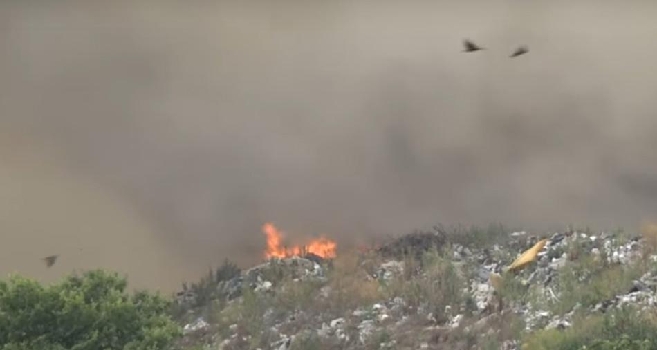 Народна странка: Власт одговорна за пожаре, у Србији никло 2.300 дивљих депонија ђубрета
