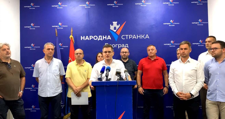 Јеремић: Посрамљени Вучић испалио хитац упозорења у Народну странку, нисмо се уплашили