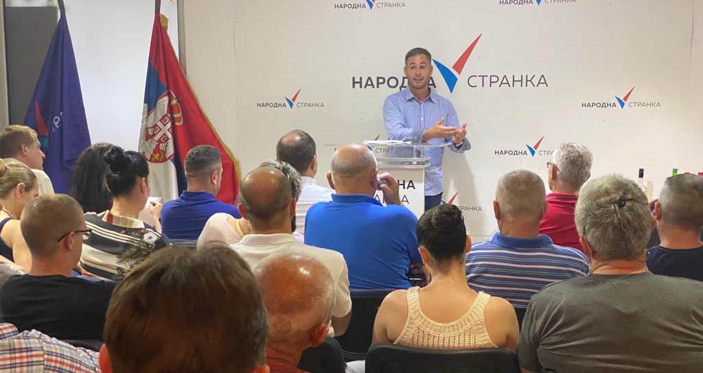 Алексић: Вучићев пад почеће на следећим изборима, не могу нам више ништа