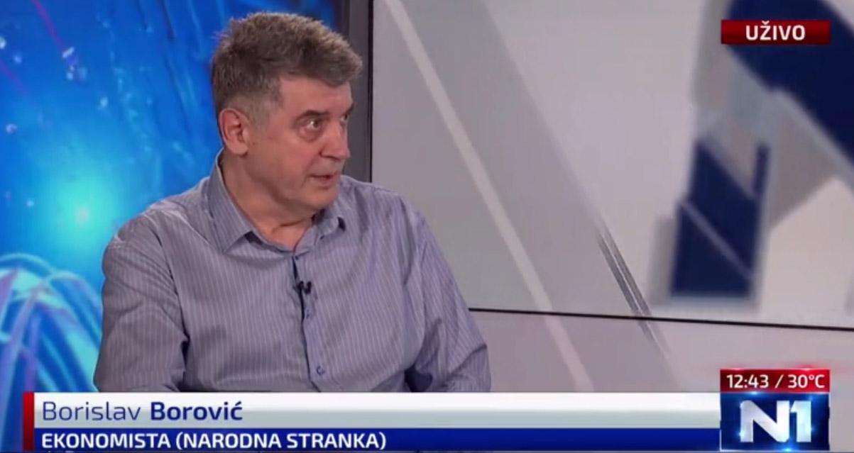 Борислав Боровић: Да власт мисли добро пензионерима, вратила би им отете пензије