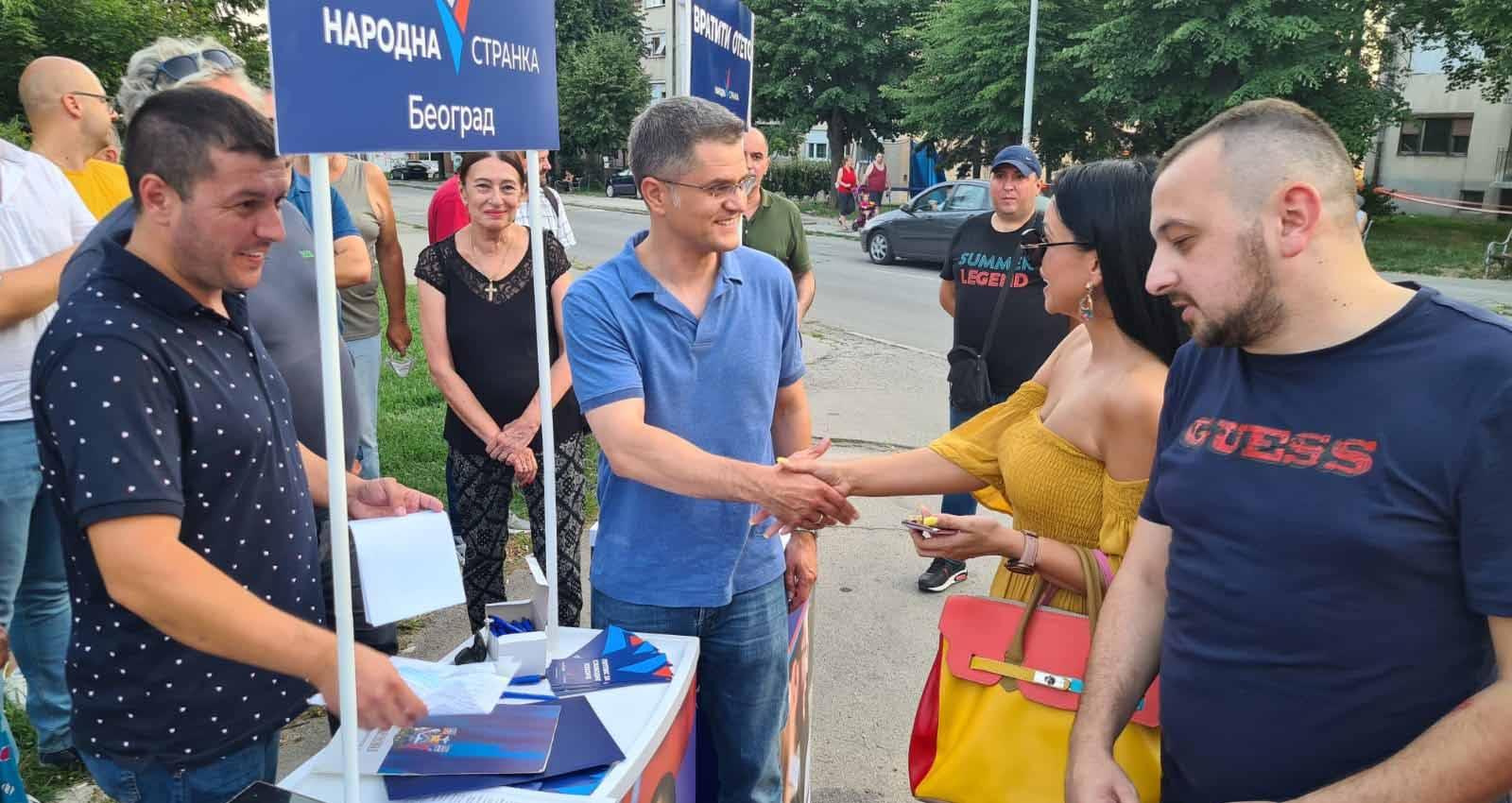 Јеремић: Не дозволити удбашким провокаторима да замуте воду у опозицији