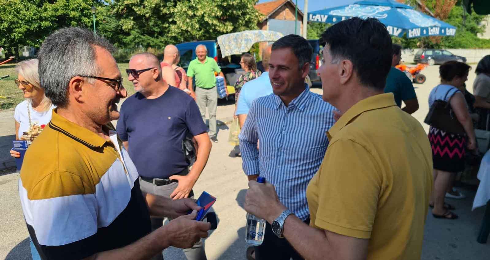 Алексић: Грађани одлучни да промене власт, ближи се крај Вучићевом разарању Србије