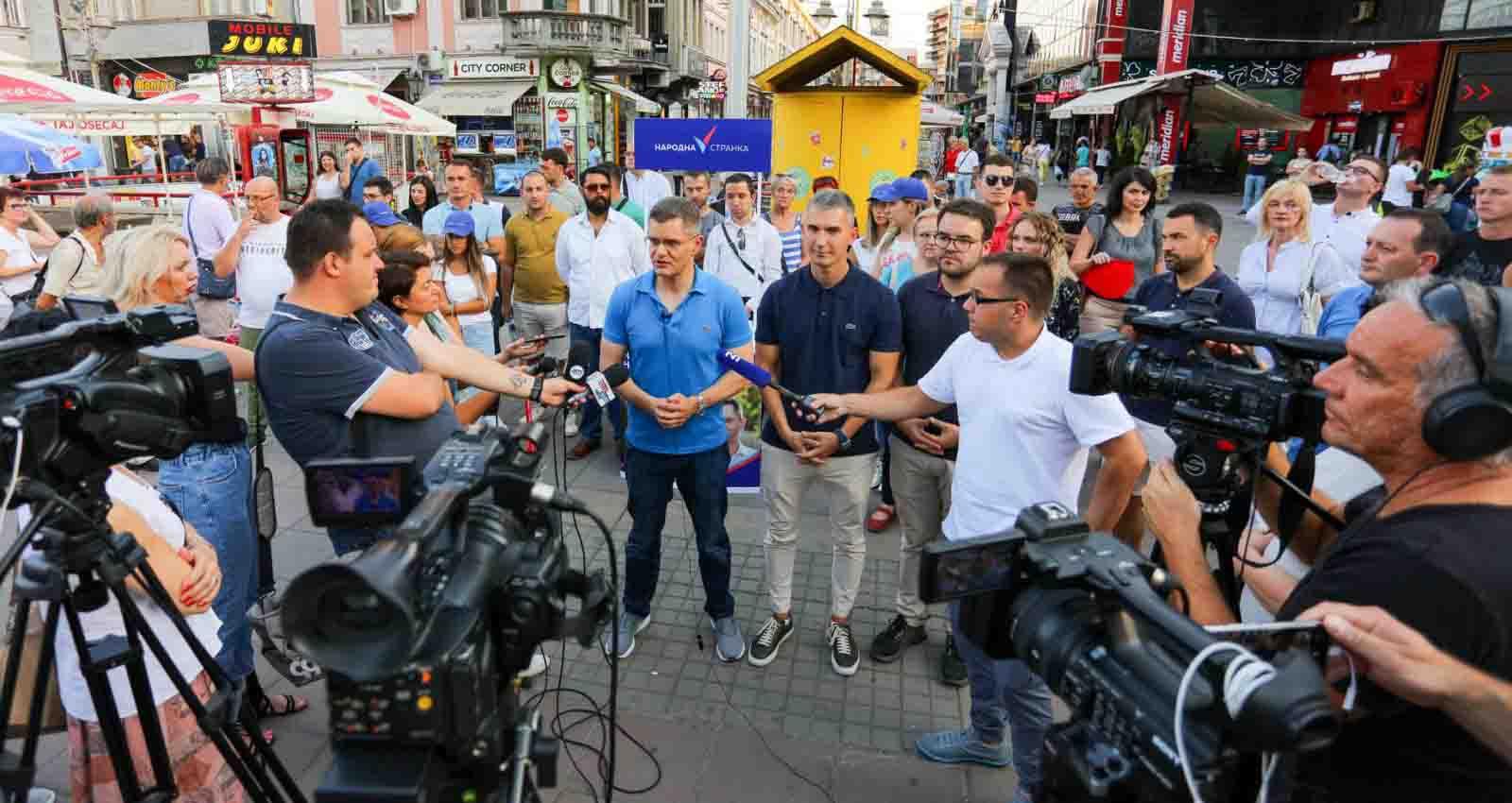 Јеремић: Испливаће нови докази о повезаности Беливука и врха државе