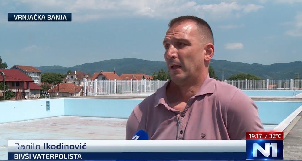 Икодиновић: Златни ватерполисти се спремали у Словенији, ништа није урађено за национални центар