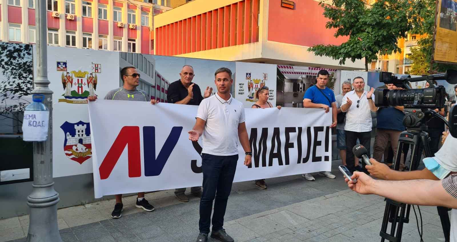 Алексић: Следи борба за Србију, народ ће победити Вучићев криминални клан