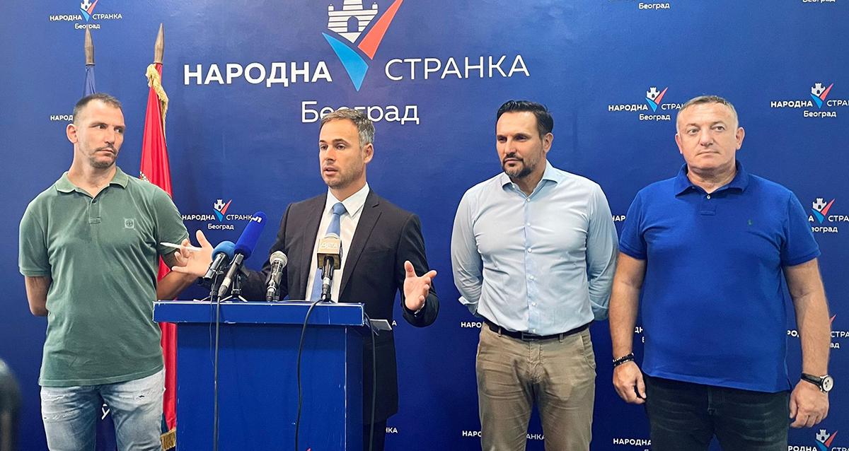 Алексић:Тешић на црној листи САД, а његова ћерка у српском Интерполу