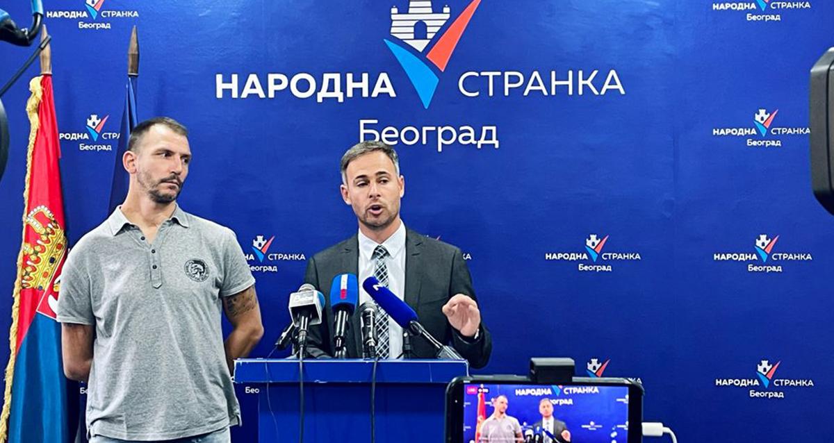 Алексић: Који полицијски службеници су били са Беливуковим кланом на Светском првенству у Русији?