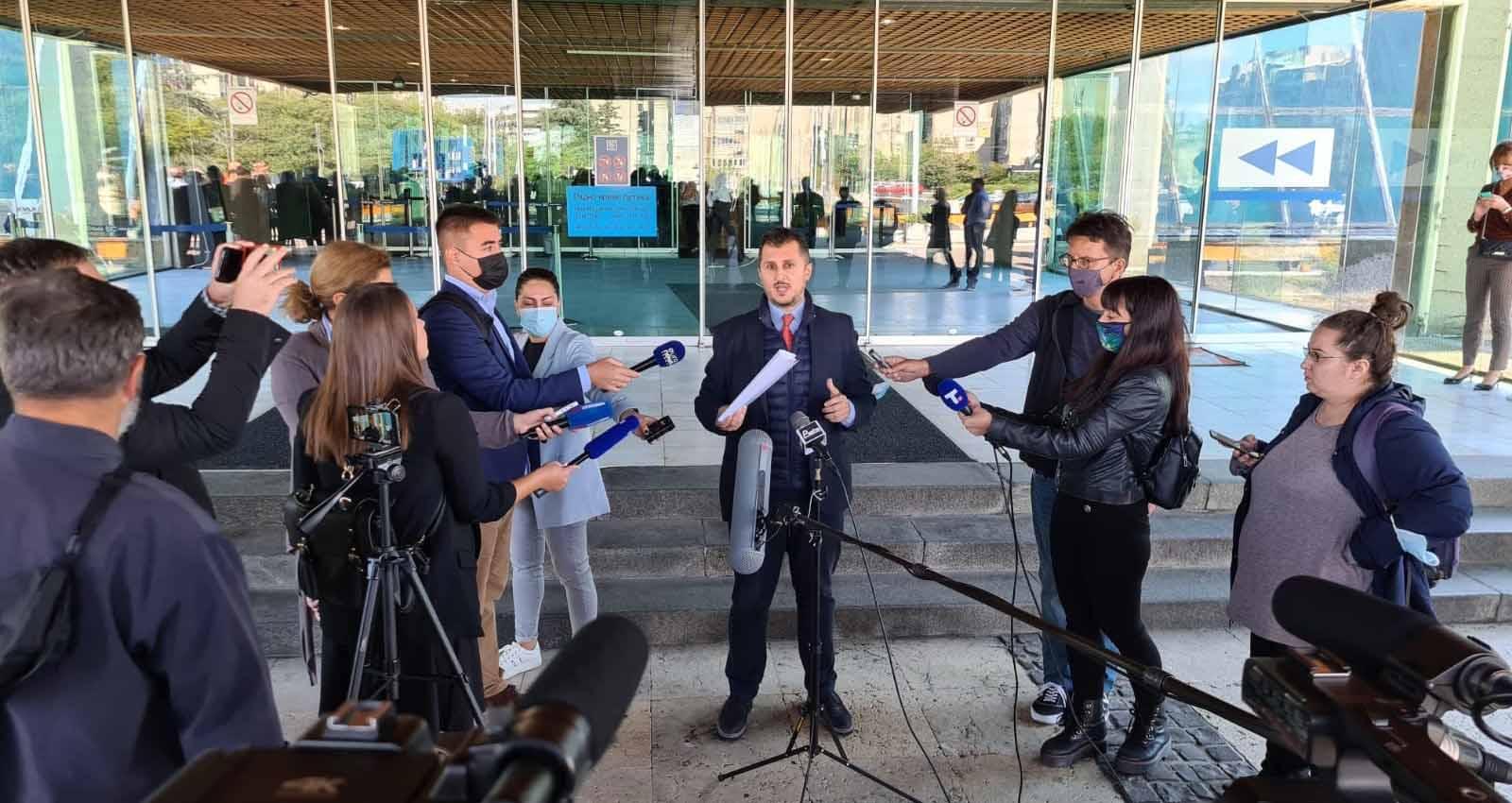 Павловић: Режим припрема велику изборну крађу, почели уцене и притисци на грађане