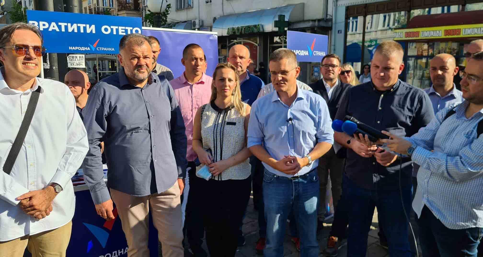 Епидемиолог Предраг Делић је нови повереник Народне странке за Крагујевац