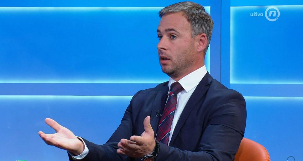 Алексић: Одбили смо ултиматум посредника ЕУ, нећемо у РИК и тело за контролу рада медија